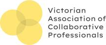 Victorian Association Of Collaborative Professionals logo 2021